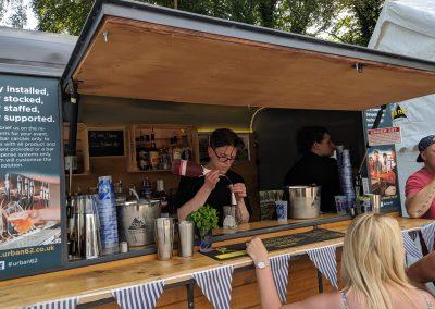 Beer Festival Gin Bar