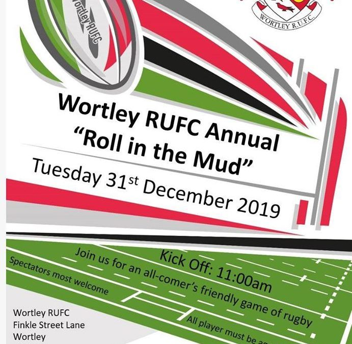 Wortley RUFC Roll in the Mud